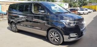 Аренда VIP автомобиль с водителем Hyundai H-1. Новый ! авто на ВЭФ