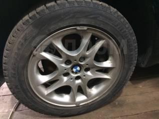 """Колеса BMW X3 (Шины и Диски) Bridgestone Blizzak 225/55 R17 Липучка!. x17"""""""