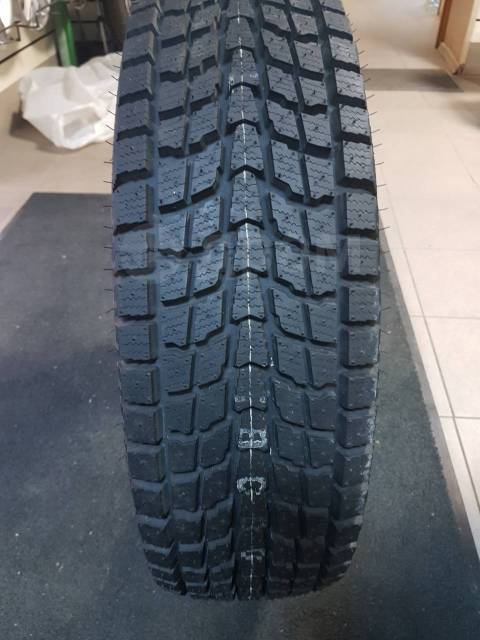 Dunlop Grandtrek SJ6. зимние, без шипов, 2012 год, новый