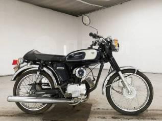 Yamaha YBR. 50куб. см., исправен, без птс, без пробега. Под заказ
