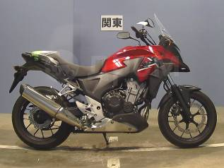Honda 400X, 2014
