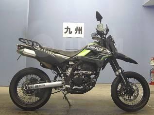 Kawasaki D-Tracker, 2012
