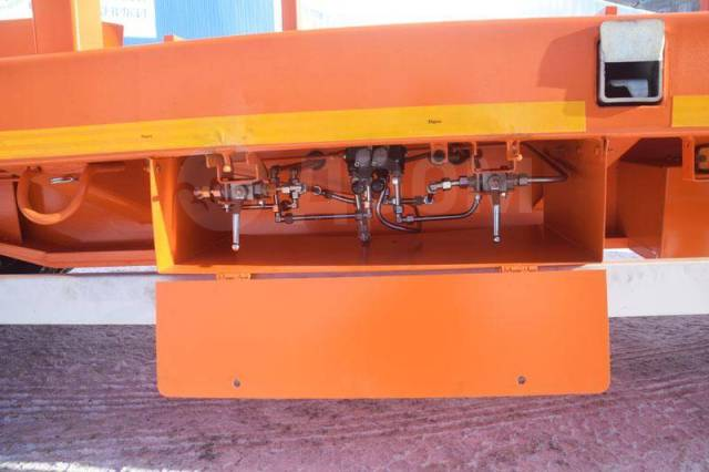 УЗСТ. Полуприцеп тяжеловоз низкорамный марки 9174-004Н3 (40 т. ), 40 000кг.