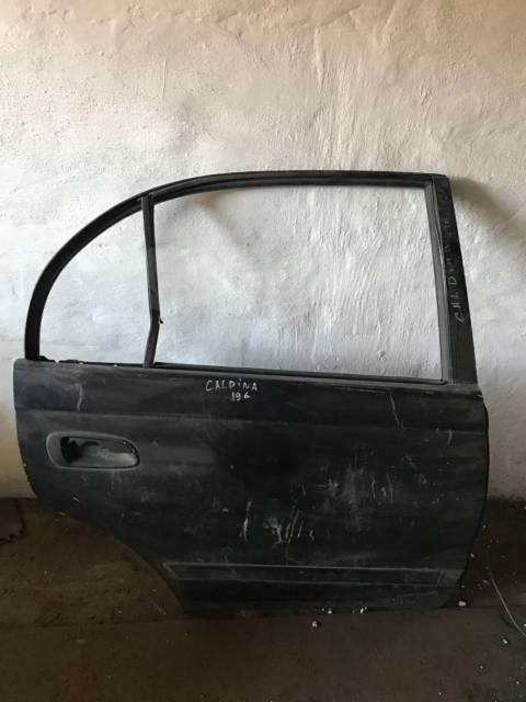 Дверь боковая. Toyota Caldina, CT196V, ET196V