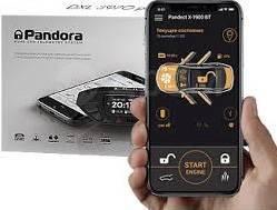 Автосигнализации Pandora, Starline, Pandect GSM/GPRS. Глонасс (прайс)