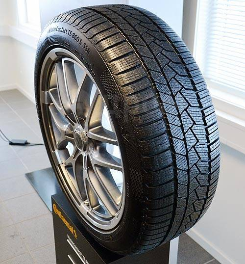 Continental WinterContact TS 860S, 275/35 R19