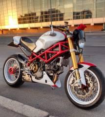 Ducati Monster S2R 1000, 2017