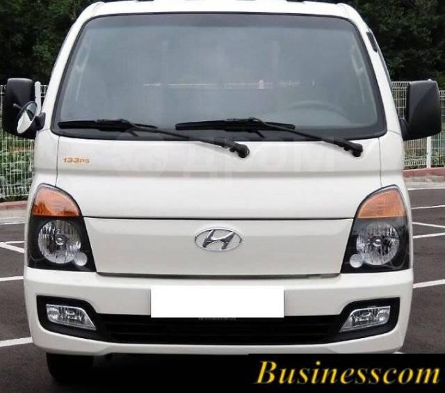 Hyundai Porter. 2018 год, 2 500куб. см., 1 000кг., 4x2. Под заказ