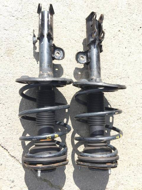 Пружина подвески. Toyota RAV4, ACA31, ACA31W 2AZFE