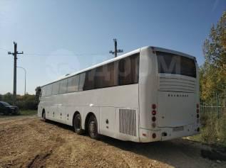 Volgabus Волжанин. Лайнер Scania 2009 г. Пробег 33 тыс. км . АКПП., 60 мест