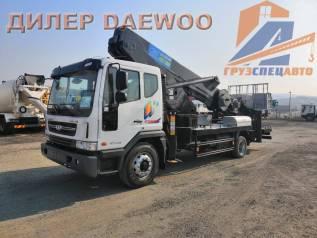 Daewoo Novus, 2019