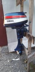 Yamaha. 5,00л.с., 2-тактный, бензиновый, нога S (381 мм), 1996 год