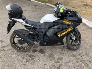 Kawasaki Ninja, 2009