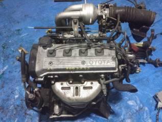 ДВС Toyota 5EFE .4EFE Установка Гарантия 12 месяцев,