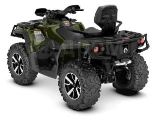 BRP Can-Am Outlander Max 1000R Limited 2020, 2020
