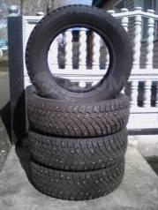 Michelin X-Ice North 2. Зимние, шипованные, 2012 год, 5%
