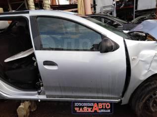 Дверь передняя правая Renault Logan 2 / Sandero 2