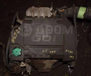 Двигатель 4G15 Mitsubishi