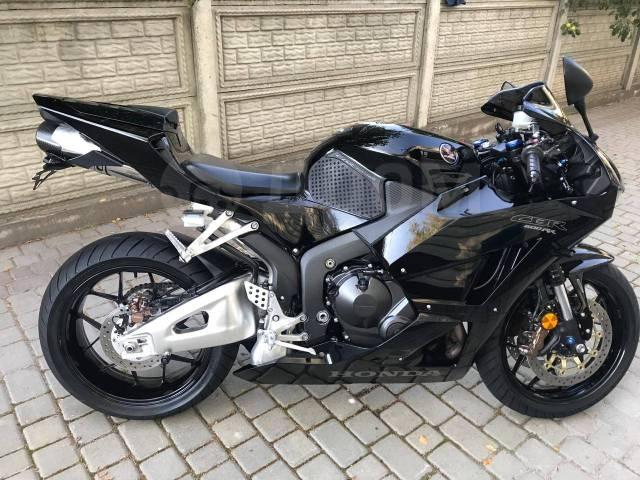 Honda CBR 600RR. 600куб. см., исправен, без птс, без пробега