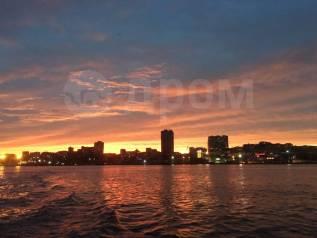 Вечерние прогулки на закате Silver Marine. Катер 27 футов 6-10чел