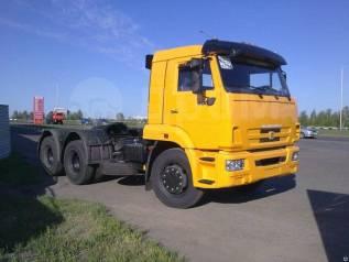 КамАЗ 65116 седельный тягач магистральный дизельный, 2019
