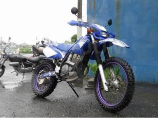 Yamaha TT250R, 1999