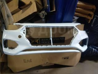 Бампер. Hyundai Solaris, HCR G4FC, G4LC