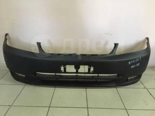 Бампер передний Toyota Corolla / Fielder 00-04 / Allex / RUNX `00-02