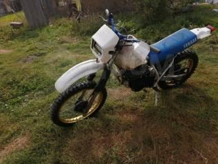 Yamaha XT 250, 1991