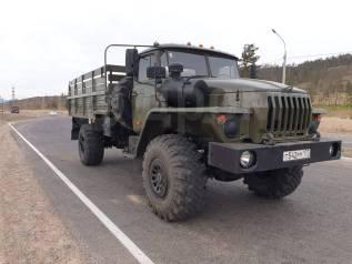 Урал 43206. , 236куб. см., 5 000кг., 4x4