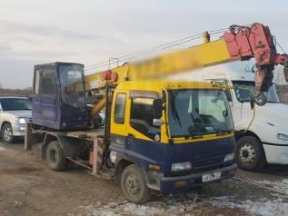 Услуги Аренда автокрана 7 тонн 23 метра