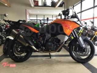 KTM 1190 Adventure, 2014
