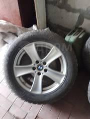 """Продам зимний шипованный комплект колес на BMW х5. x18"""""""