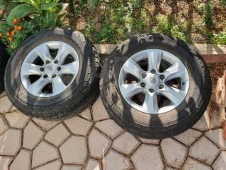 """Продам комплект колес 265/65 R17. 7.0x15"""" 6x139.70 ET25"""