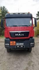 MAN TGS 33.480. Продается седельный тягач, 14 000куб. см., 33 000кг., 6x6