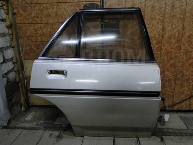Дверь боковая. Toyota Cresta, GX71
