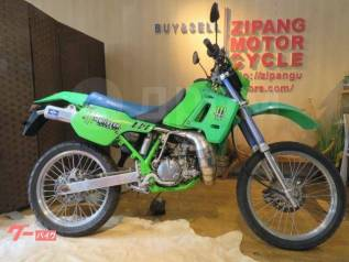 Kawasaki KDX 200SR, 1995