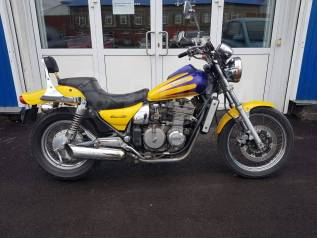 Kawasaki Eliminator 400, 1996