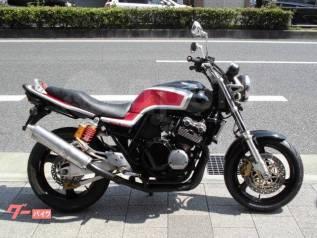 Honda CB400SF, 2000