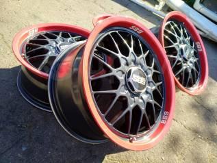 111060 Редкие разноширокие BBS Ferrari Style RG149/150 R17