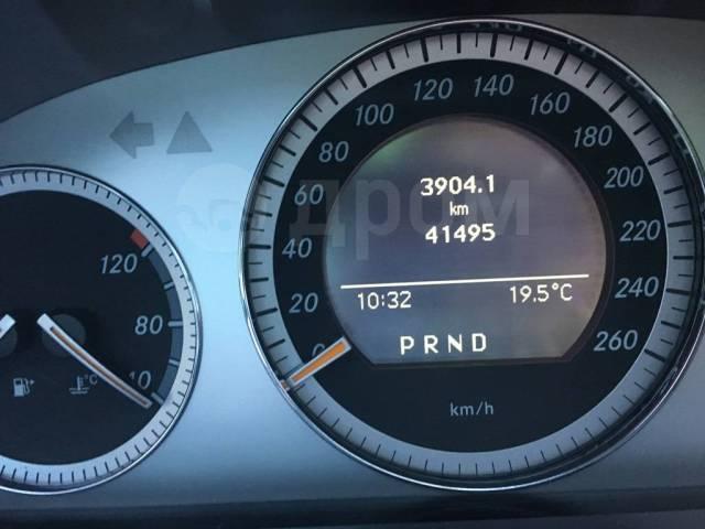 Mercedes-Benz C-Class. W204, 271 950