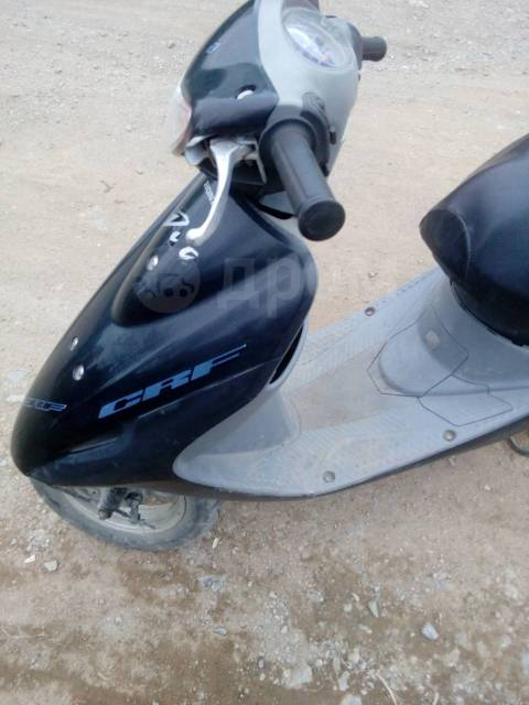 Honda Dio. 50куб. см., исправен, без птс, с пробегом
