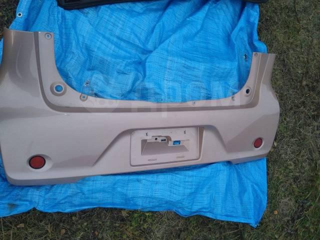 Бампер задний Mitsubishi eK Wagon B11W, 3B20