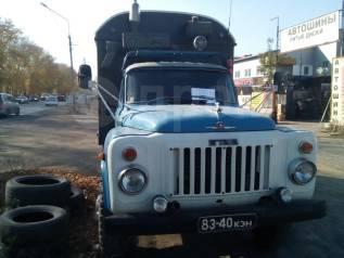 ГАЗ 52-04. ГАЗ 5204, 3 500куб. см., 3 000кг., 4x2