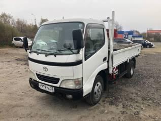 Toyota Dyna. Продам грузовик с манипулятором , 5 300куб. см., 3 000кг., 4x2