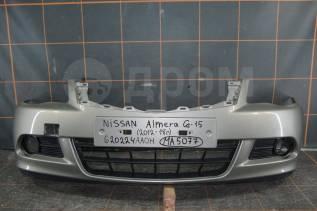 Бампер передний для Nissan Almera G15