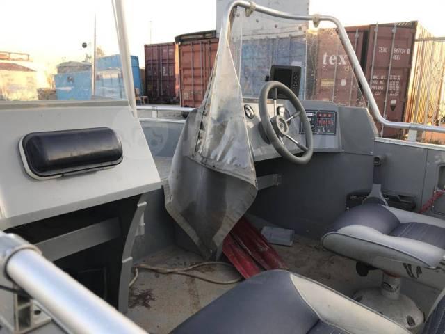 Ums. 2011 год, двигатель подвесной, 50,00л.с., бензин