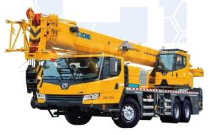 XCMG. Автокран XCT30 (г/п 30 тонн), 51,00м.