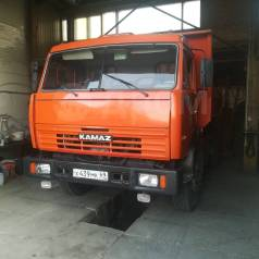 КамАЗ 43255, 2007