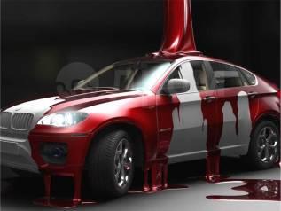 Кузовной ремонт, покраска автомобиля, сварка, полировка, антикор.